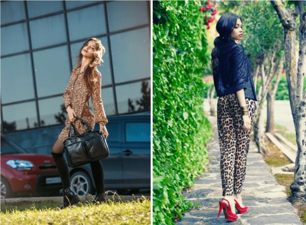 Fall 2018 Leopard Print