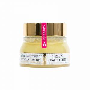 Intoxicating Beauty Beautitini Salt Emollient Twist.