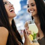 Women at Happy Hour