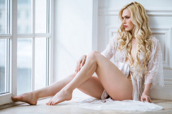Luxury Model Legs