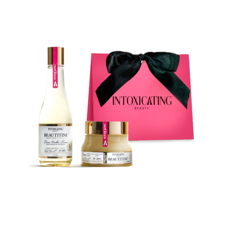Intoxicating Beauty Bath for Two Gift Set.