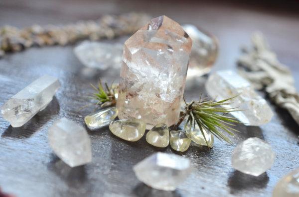 Brightening Crystals Skincare