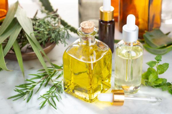 Oil Aromatic Shower