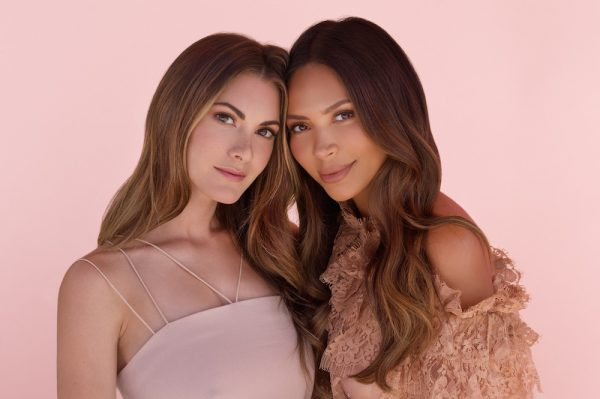 Photo of Lauren Goes and Marianna Hewitt.