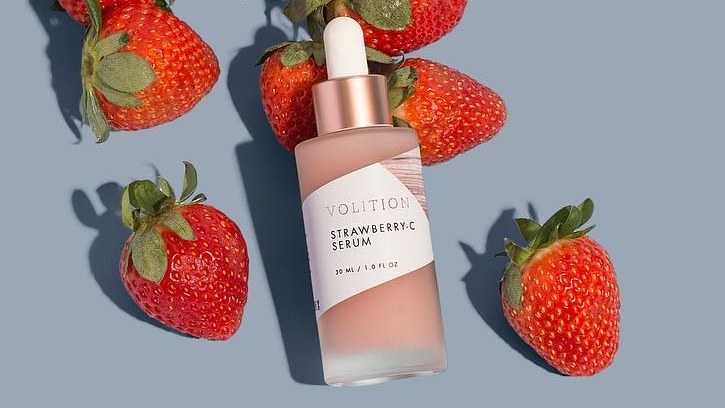 Product photo of Strawberry-C Serum by Volition